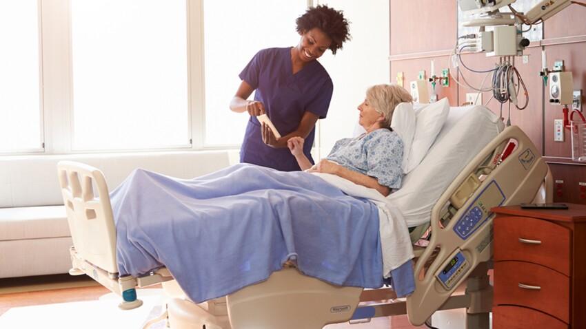 Hospitalisation : les patients donnent leur avis