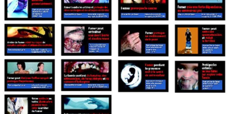 Images chocs sur les paquets de cigarettes dès avril 2011