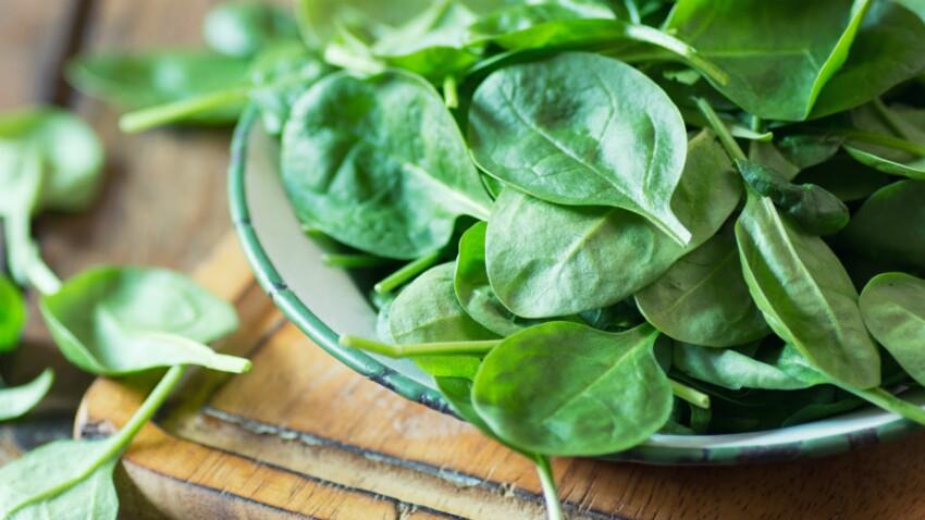 Infarctus : des feuilles d'épinard pour réparer le cœur