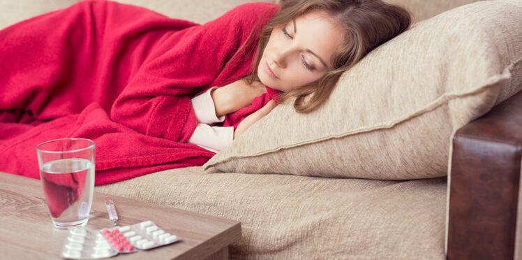 Infarctus : attention à la prise d'anti-inflammatoires en cas de rhume