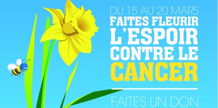 Une jonquille pour Curie : on se bouge contre le cancer