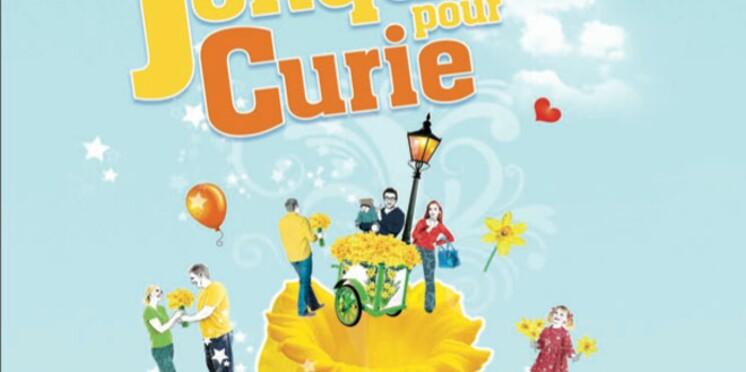 Mobilisation contre le cancer : une jonquille pour Curie