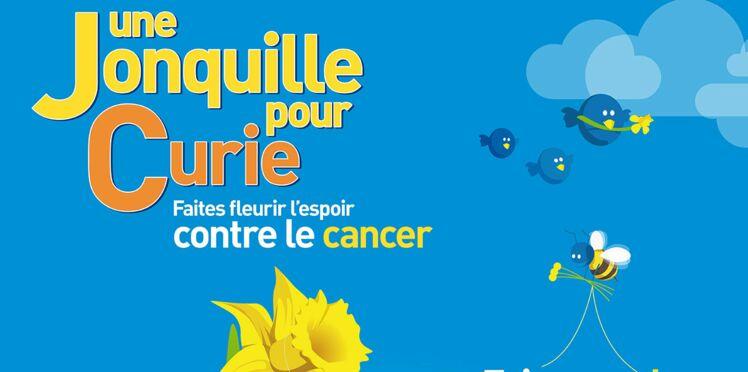 Une Jonquille pour Curie : 6 jours pour donner à la recherche contre le cancer