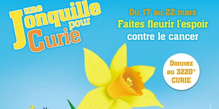"""""""Une Jonquille pour Curie"""", contre le cancer"""