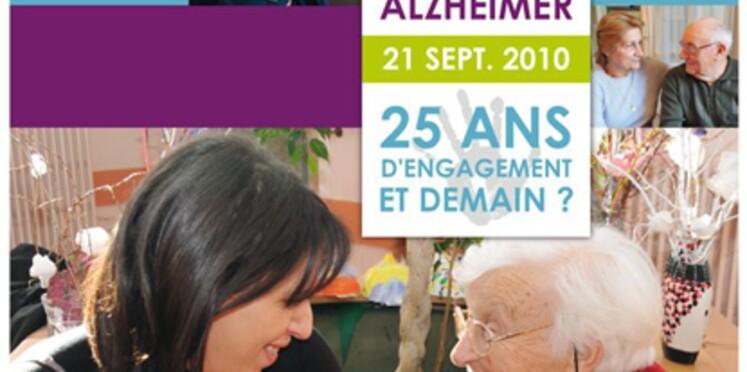 Journée Mondiale d'Alzheimer : une quête nationale est organisée