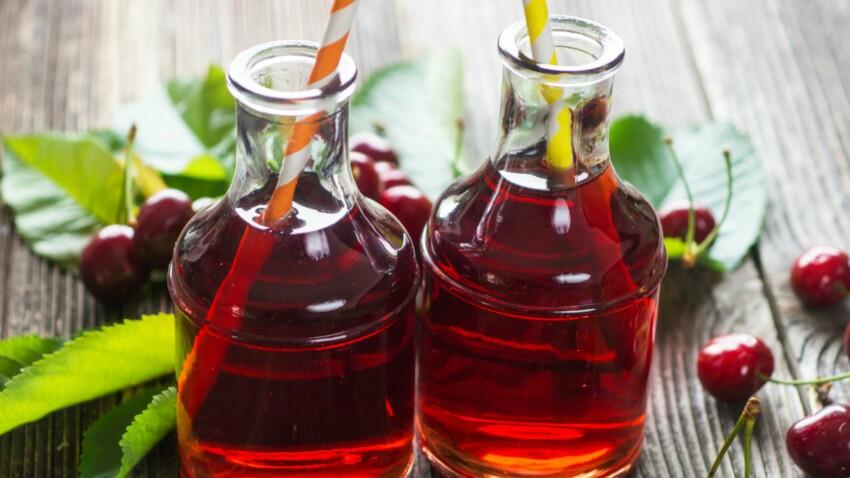 Le jus de cerise, naturellement efficace contre l'hypertension artérielle