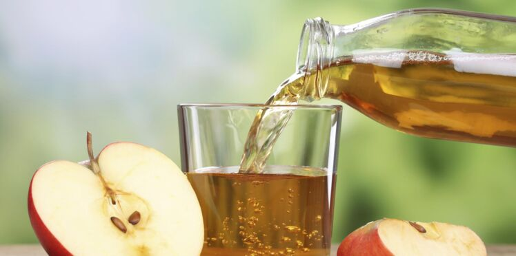 Du jus de pomme contre la gastro !