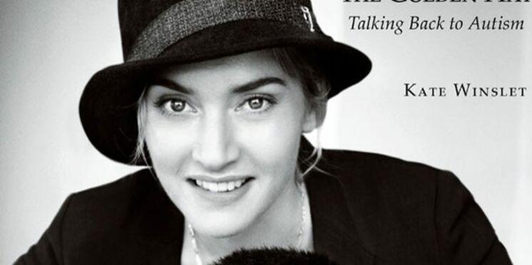 Kate Winslet soutient la lutte contre l'autisme