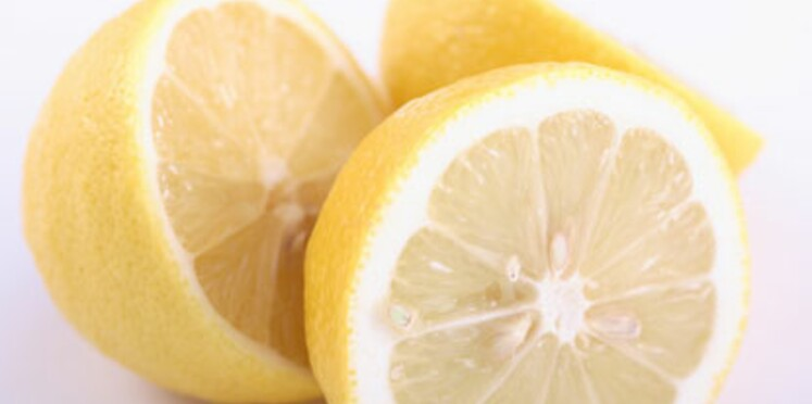 L'odeur du citron, un efficace anti-stress