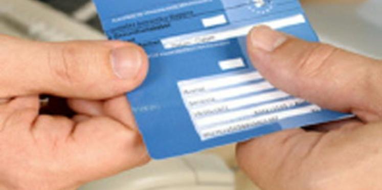 Demandez votre carte européenne d'assurance maladie