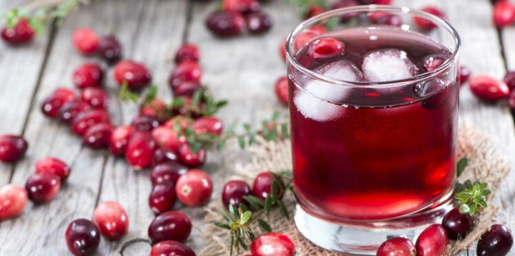 La cranberry serait inutile en cas d'infection urinaire