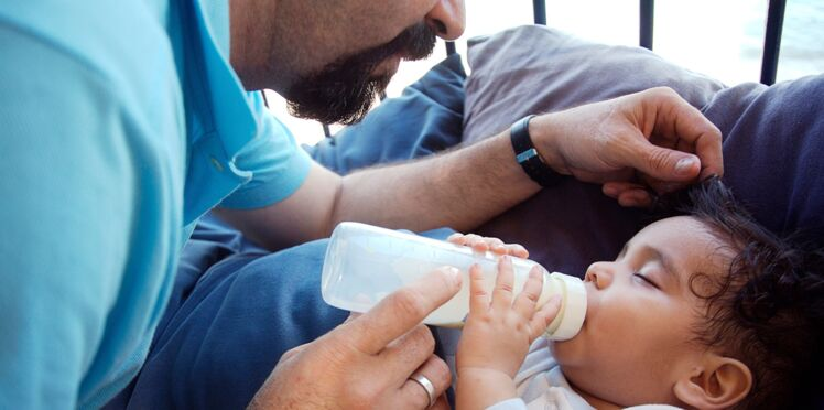 Lait contaminé: un père porte plainte contre Lactalis