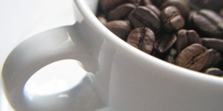 Le café réduit le risque de congestion cérébrale
