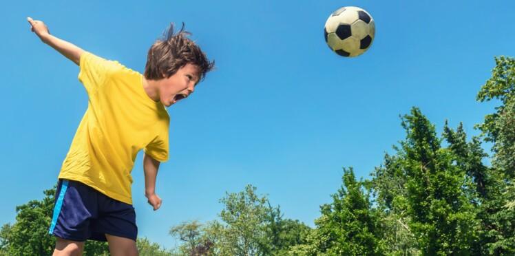Le cerveau des footballeurs en danger ?
