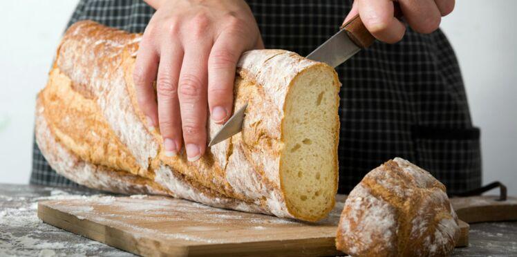 Le pain blanc serait finalement aussi sain que le pain complet