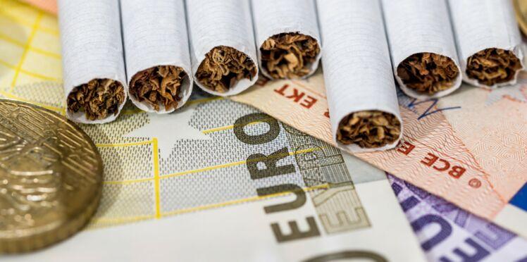 Tabac : le paquet à 10 euros en 2020