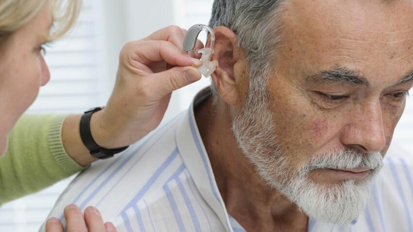Le port de prothèses auditives ralentirait le déclin cognitif selon l'Inserm