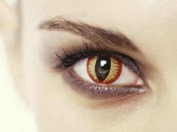 8a101df0876cb5 Les différentes catégories de lentilles de contact   Femme Actuelle ...