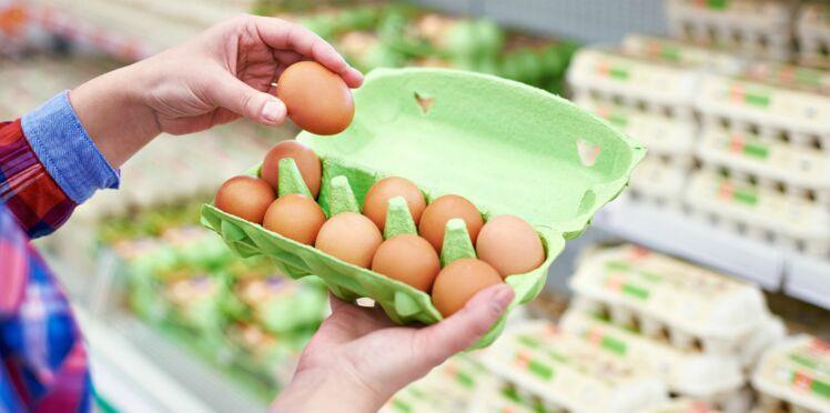 Quels sont les produits concernés par l'affaire des œufs contaminés ? Découvrez la liste
