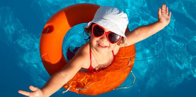Une distribution gratuite de lunettes de soleil aux enfants