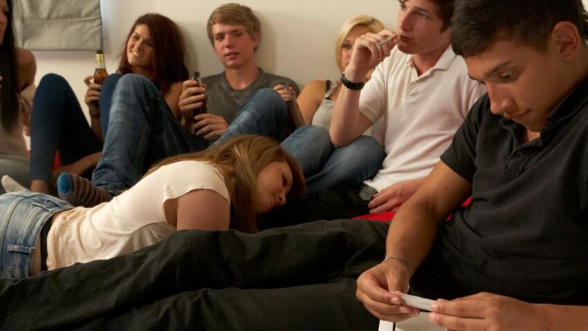 Jeunes : Moins de tabac et d'alcool mais autant de cannabis