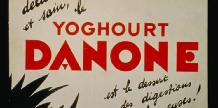 Remontez le temps avec la saga des yaourts Danone