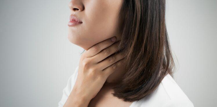 Mal de gorge, aphte, apprenez à détecter les symptômes du cancer de la gorge