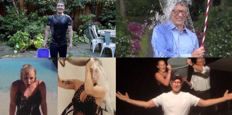 Ice bucket challenge, le défi sur Facebook qui glace les people