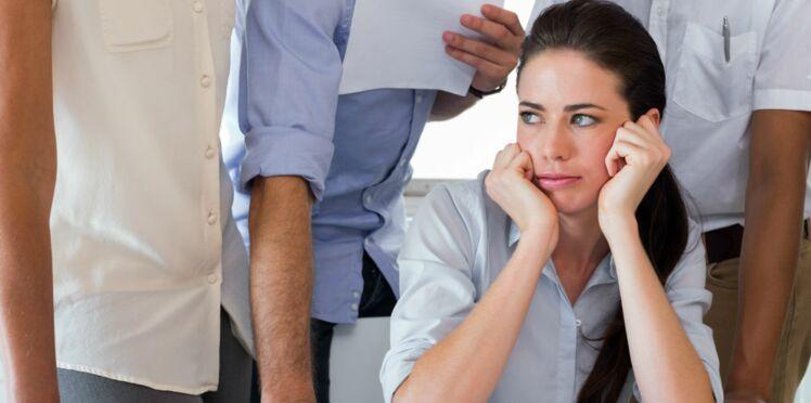 Malade au boulot, pas facile à dire