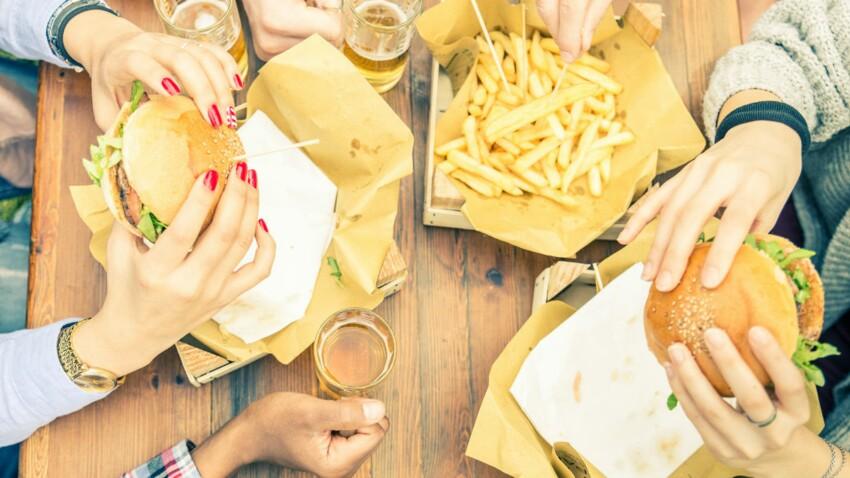 La malbouffe plus meurtrière que le tabac, l'alcool et les rapports non protégés réunis