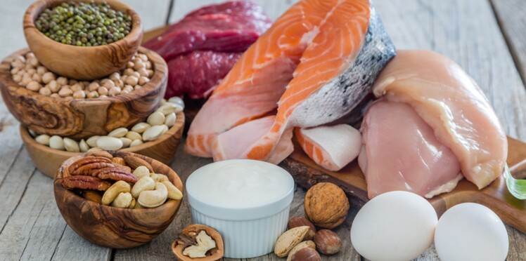 Manger des protéines, la clé pour vieillir en pleine forme!