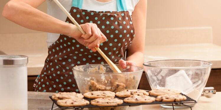 Manger de la pâte crue est dangereux pour la santé