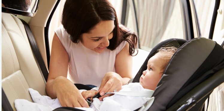 Siège auto : plus de 9 parents sur 10  ne savent pas l'installer correctement
