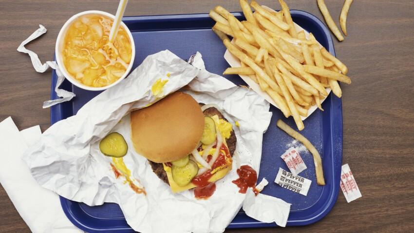 Les mauvaises habitudes alimentaires tuent 400 000 Américains chaque année
