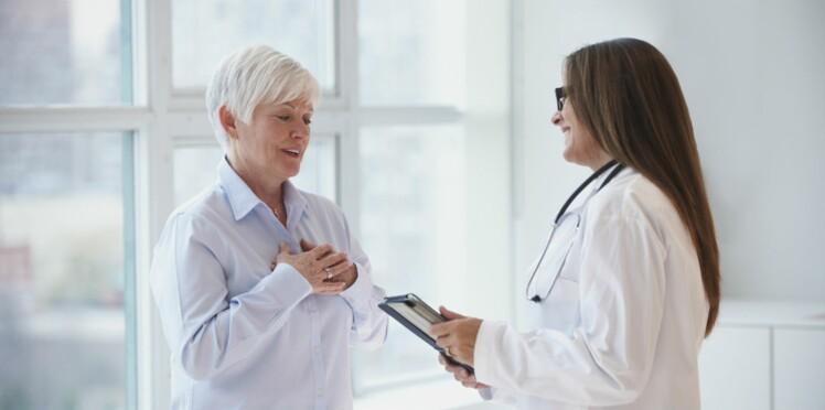 Ménopause : certains symptômes liés à une mauvaise santé cardiovasculaire