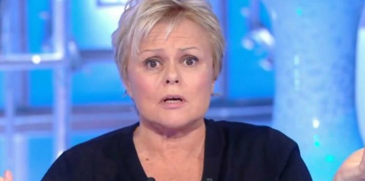 Muriel Robin s'indigne face aux politiques anti-avortement