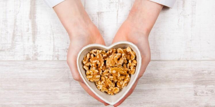Consommer régulièrement des noix permettrait de se protéger des troubles du rythme cardiaque