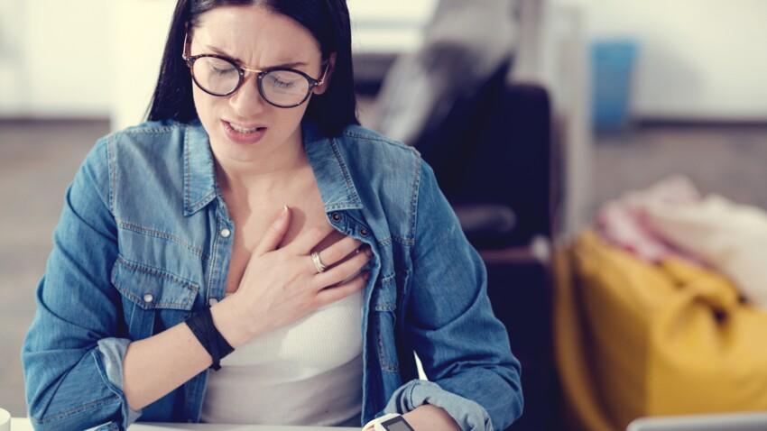 Une nouvelle forme de crise cardiaque touche de plus en plus les femmes