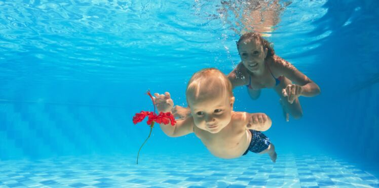 Noyade : 1 Français sur 7 ne sait pas nager