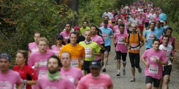 Odyssea : des courses contre le cancer du sein