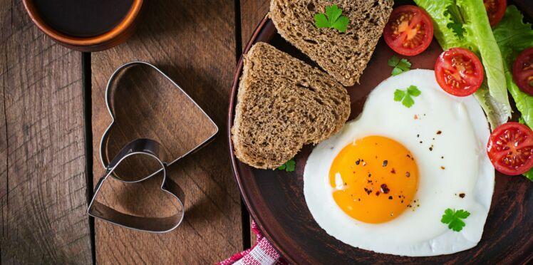 Manger un œuf par jour réduirait le risque de maladie cardiovasculaire