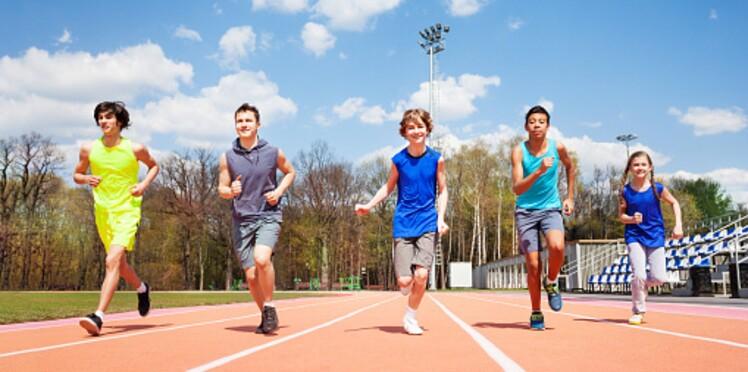 Ostéoporose: les fillettes devraient pratiquer 3h30 de sport par semaine