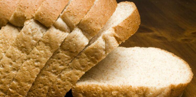 Le pain blanc serait bon (finalement) pour l'estomac…