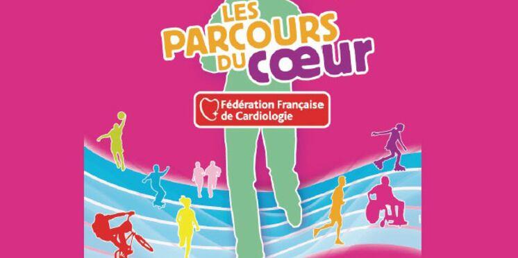 Les Parcours du coeur s'associent à des champions pour sensibiliser les Français