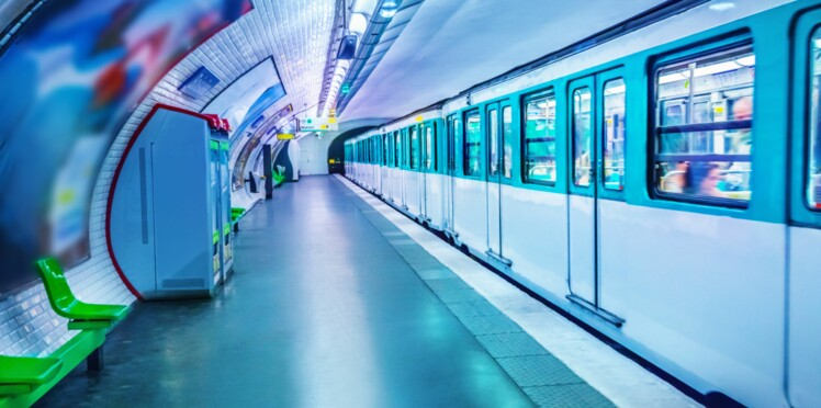 À Paris, l'air du métro bien plus pollué que sur le périphérique