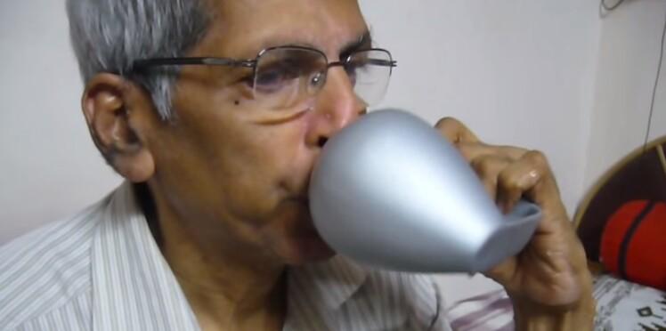 Parkinson : une belle invention pour aider les malades