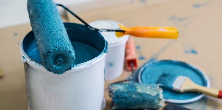 Peintures : la présence d'allergènes pointée du doigt