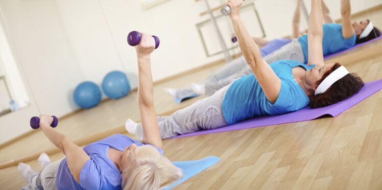 Il serait plus facile de maigrir grâce au sport après la ménopause