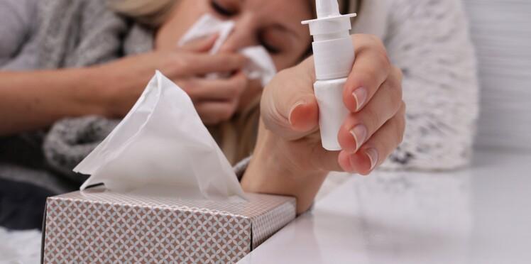 Le pic de l'épidémie de grippe recule