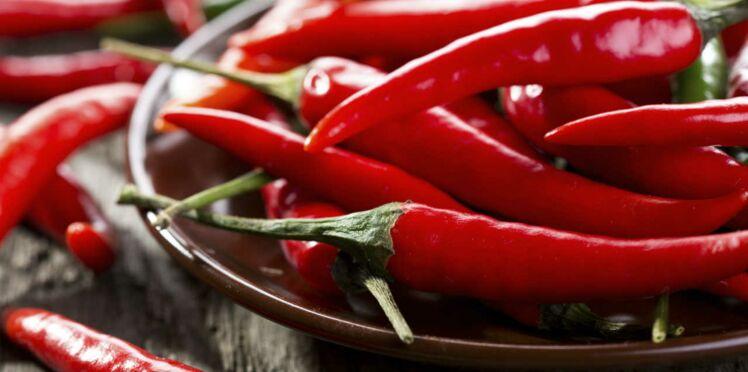 Vous voulez vivre vieux ? Mangez du piment rouge !